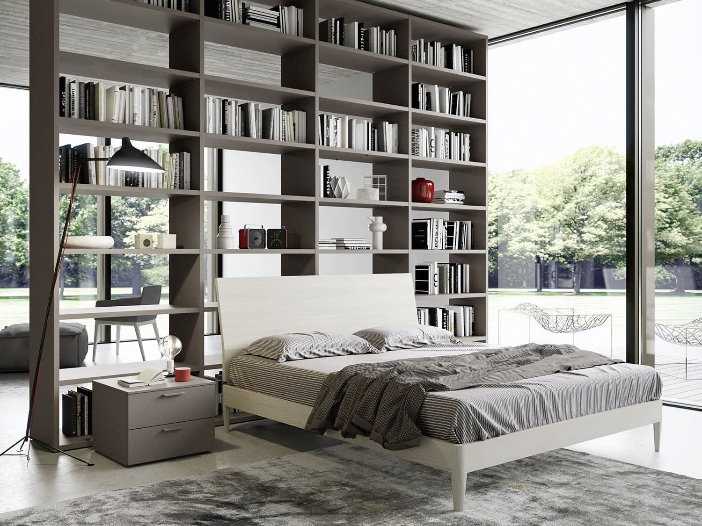 Libreria Design Camera Da Letto mobili e arredamento per camera da letto matrimoniale